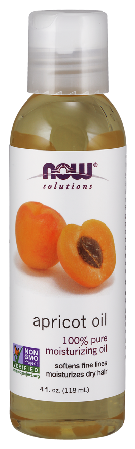 Now Apricot Kernel Oil for Skin
