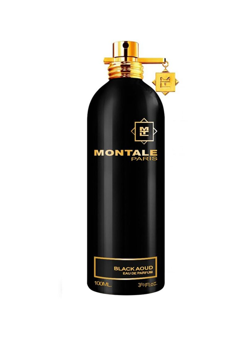 Montale Black Aoud - Eau de Parfum For Women 100 ml