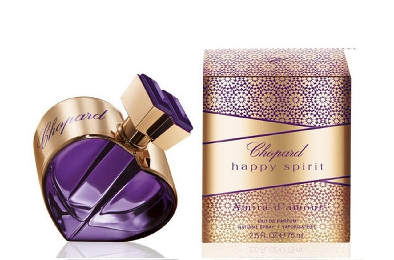 Chopard Happy Spirit Amira D'Amour - Eau De Parfum For Women 75 ml