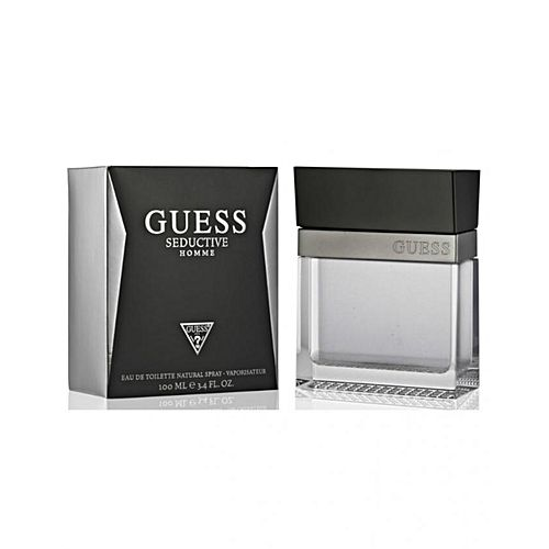 Guess Seductive Homme - Eau de Toilette For Men 100 ML