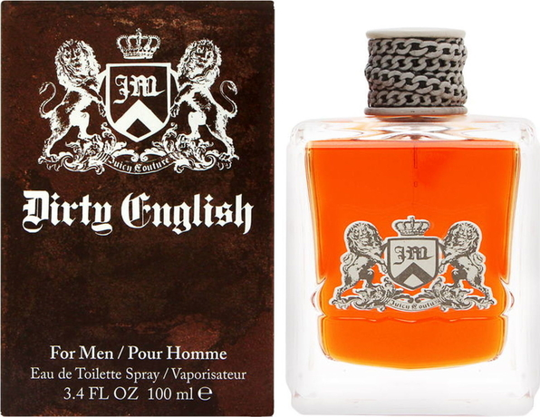 Juicy Couture Dirty English - Eau de Toilette for man 100 ml
