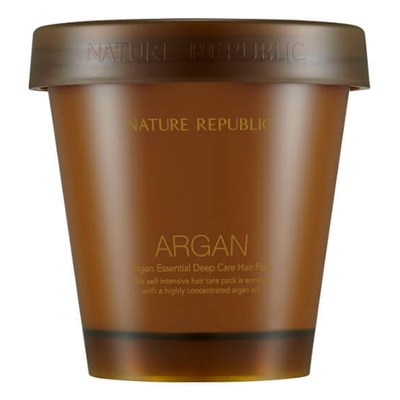 Nature Republic Argan Essential Deep Care Hair Pack - 200 ml