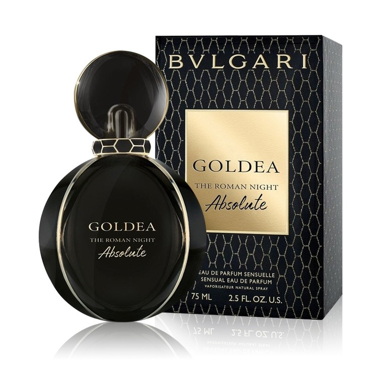 Bvlgari Goldea The Roman Night Absalute - Eau De Perfum for women 75 ml