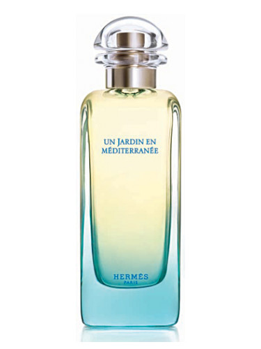 Hermes Un Jardin En Mediterranee - Eau de Toilette For women 100 ml