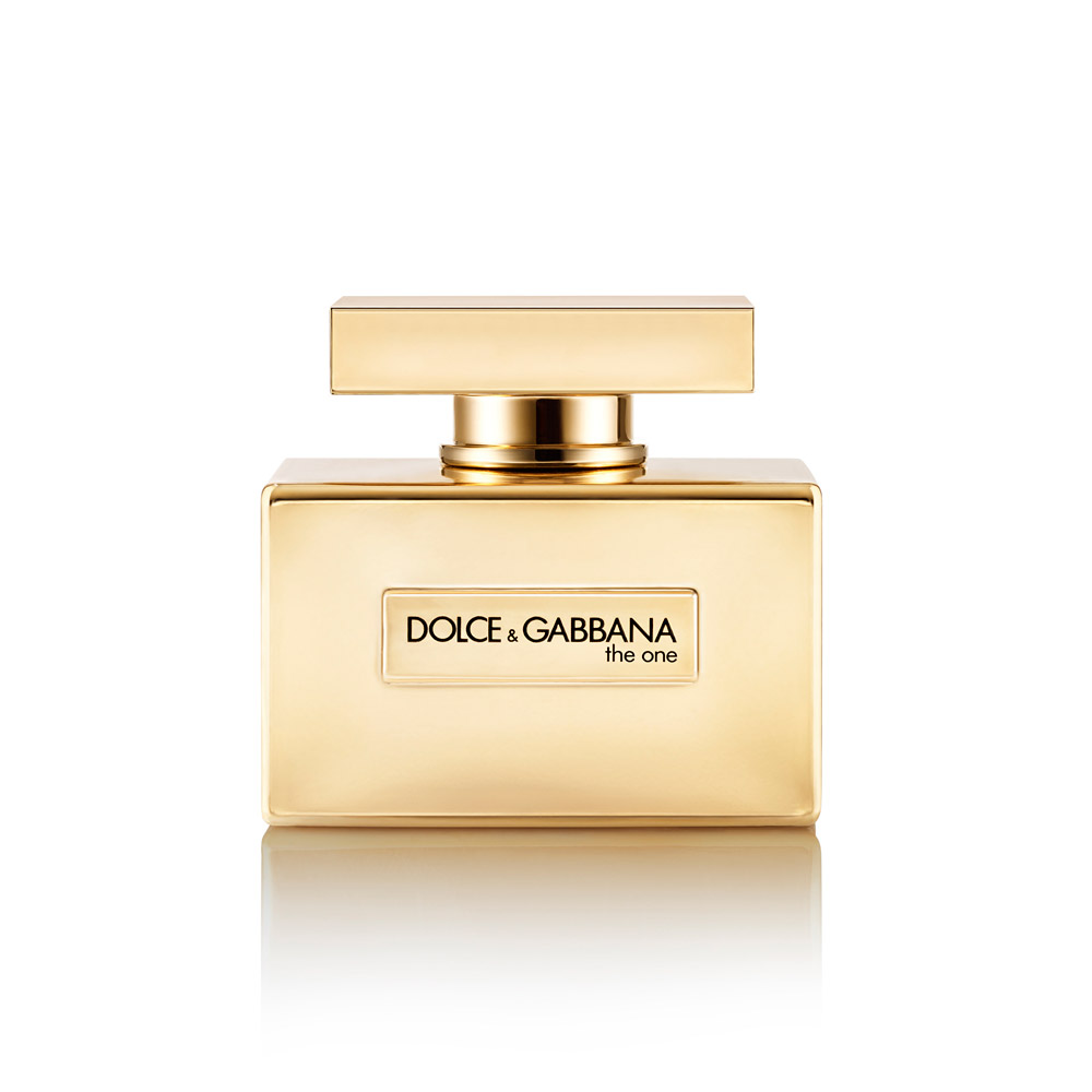 Dolce & Gabbana The One Gold Limited Edition - Eau de Parfum For Women 75 ml