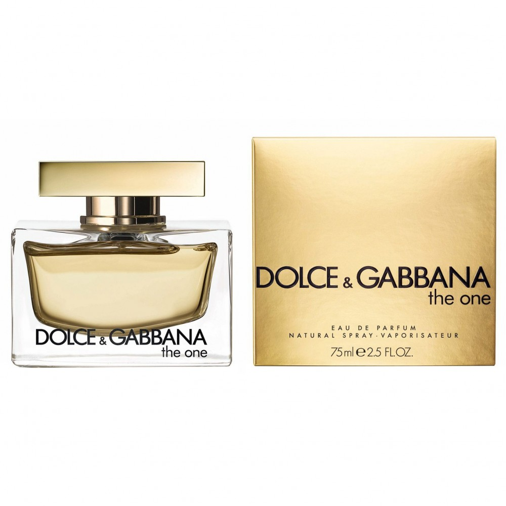 Dolce & Gabbana The One - Eau de Parfum For Women
