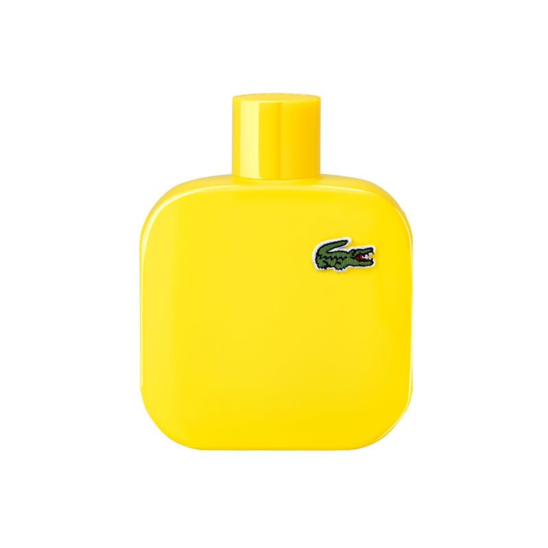 Lacoste Eau De Lacoste L 12.12 Jaune - Eau de Toilette For Men 100 ml