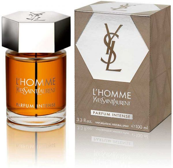 Yves Saint Laurent L'Homme Intense - Eau De Parfum For Men