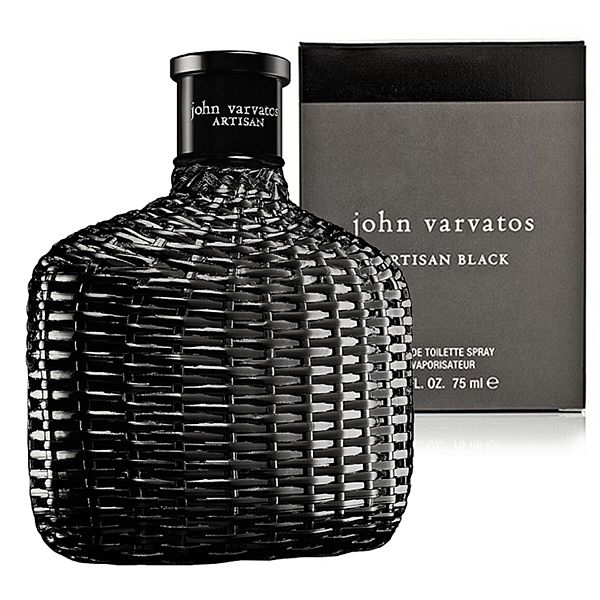 John Varvatos Artisan Black - Eau de Toilette For Men