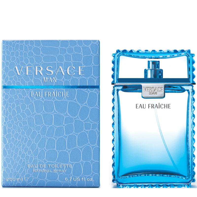 0cf6fa272 Versace Man Eau Fraiche - Eau de Toilette For Men