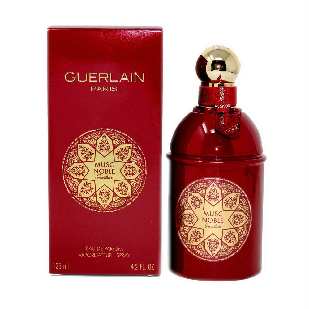 Guerlain Musc Noble -  Eau de Parfum for Men and Women 125 ml