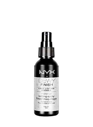 NYX Dewy Finish - Fini Veloute Setting Spray Clear