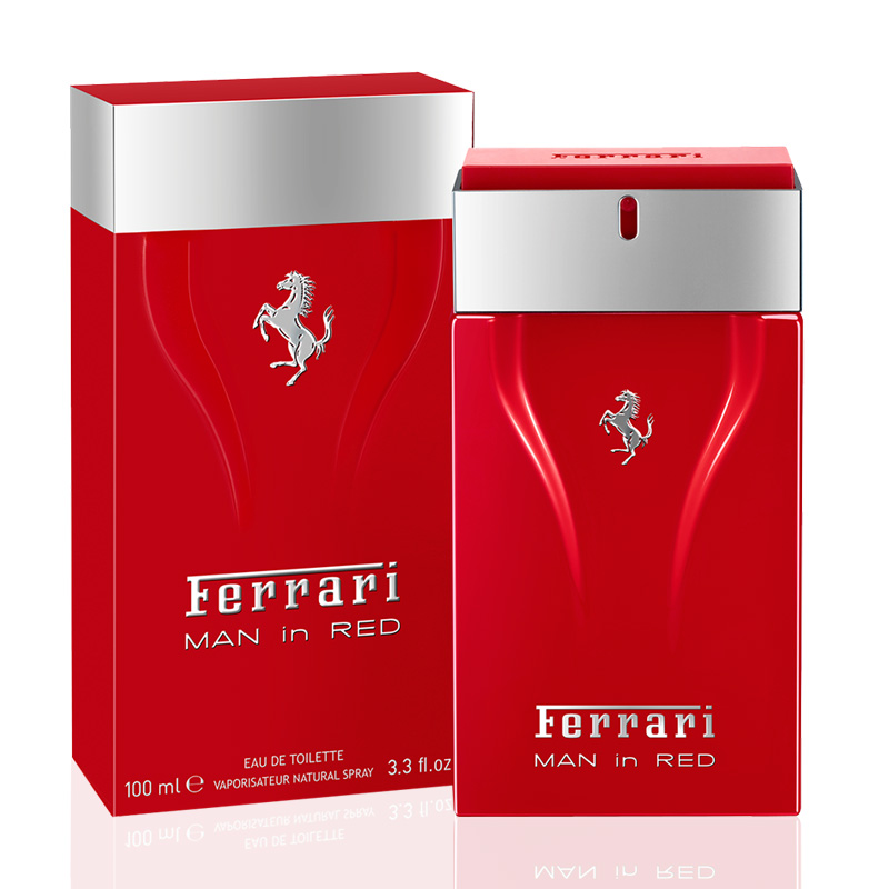 Ferrari Man In Red - Eau De Toilette for Men