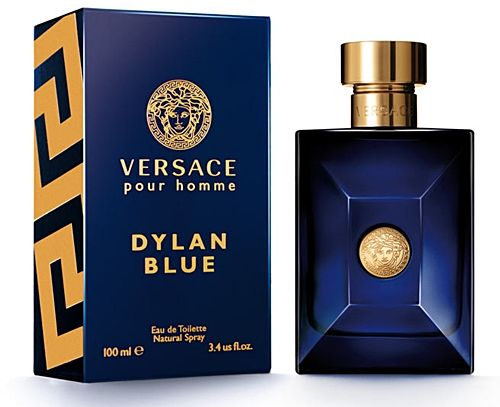 Versace Dylan Blue Pour Homme - Eau De Toilette for men