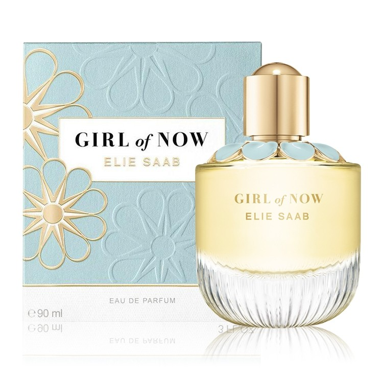 Elie Saab Girl Of Now - Eau De Perfum for Women