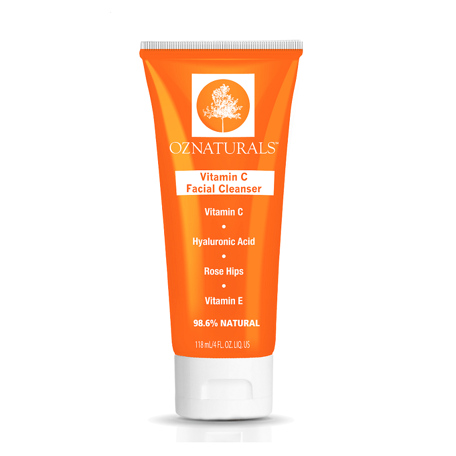 OZNaturals Vitamin C Facial Cleanser - 118ml