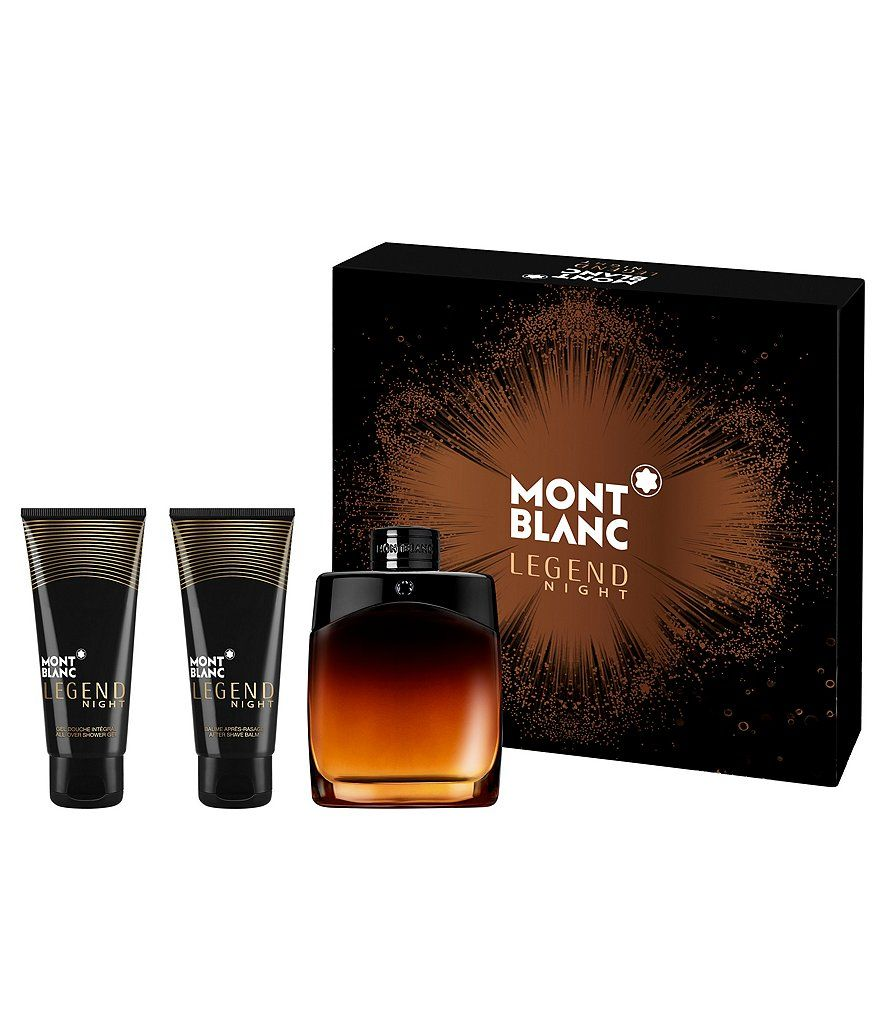 Mont blanc Legend Night Gift Set - Eau de Parfum for Men 100 ml