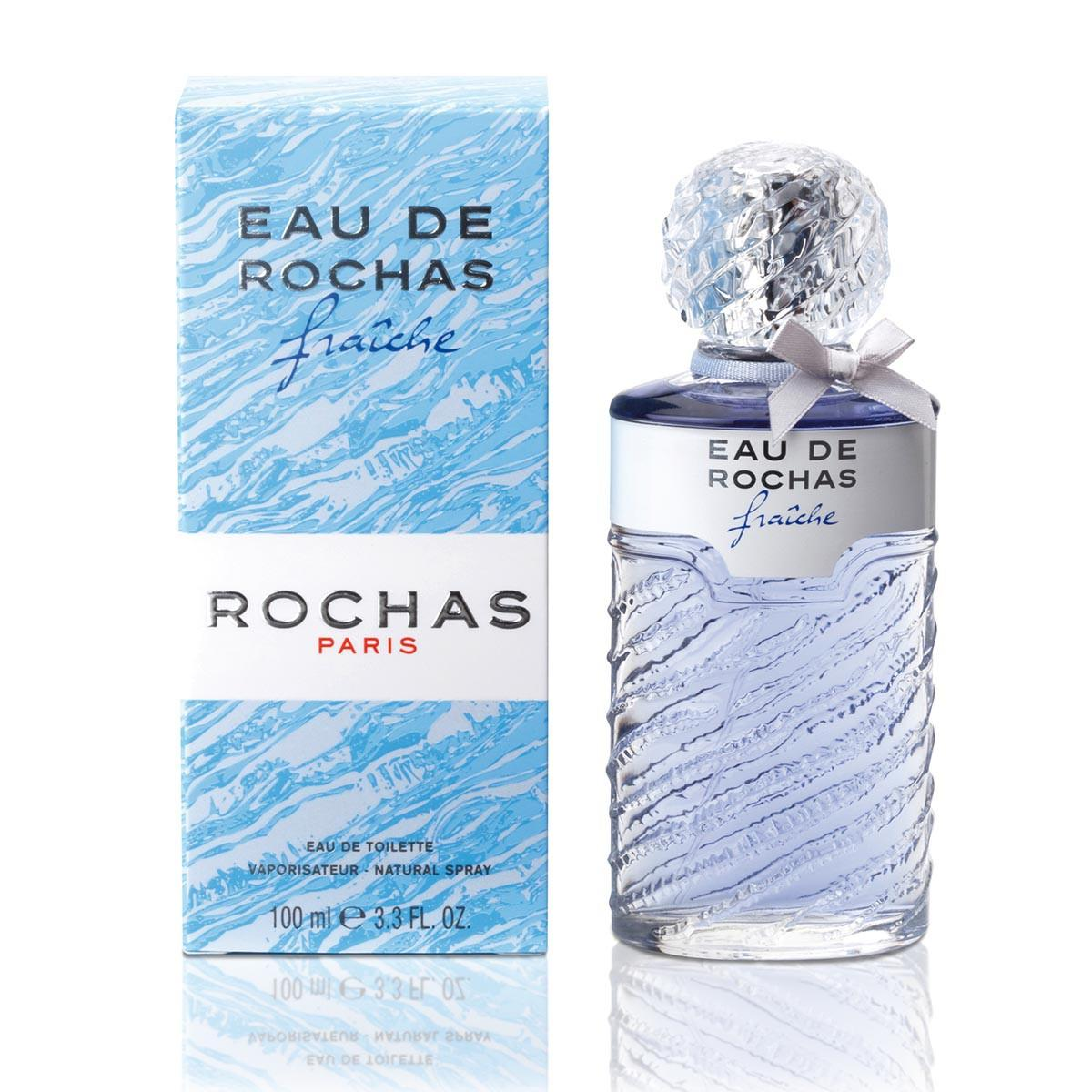 Rochas Eau De Rochas Fraiche - Eau Do Toilette for Women 100 ml