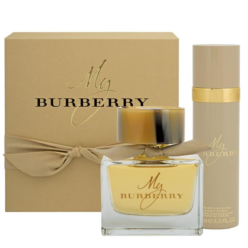 My Burberry Gift Set - Eua de parfum for women