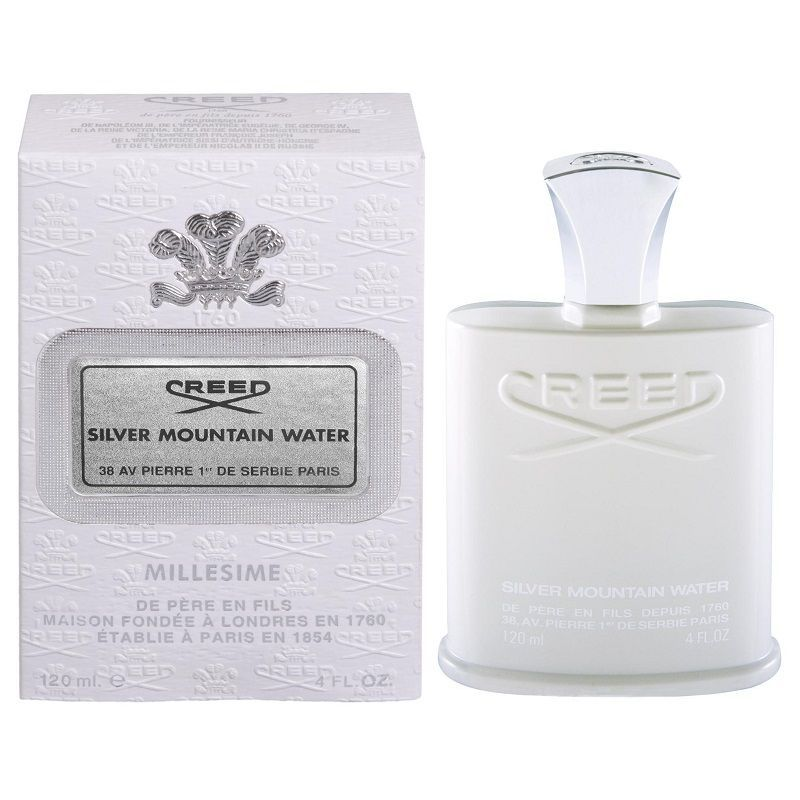 Creed Silver Mountain Water - Eau de Parfum For Men 100 ml