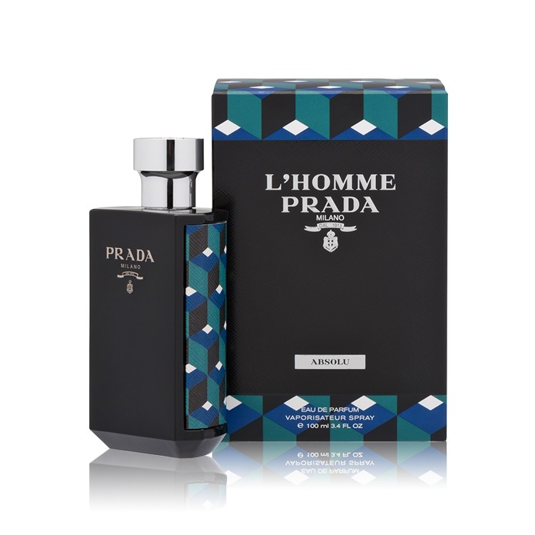 Prada L'Homme Absolu - Eau De Parfum For Men 100 ml