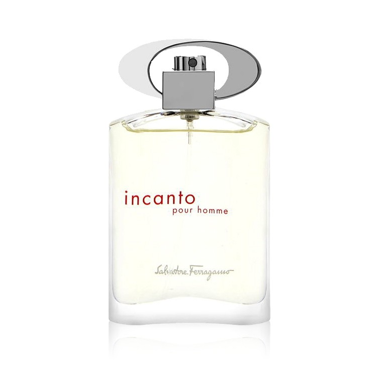 Salvatore Ferragamo Incanto Pour Homme - Eau De Toilette For Men