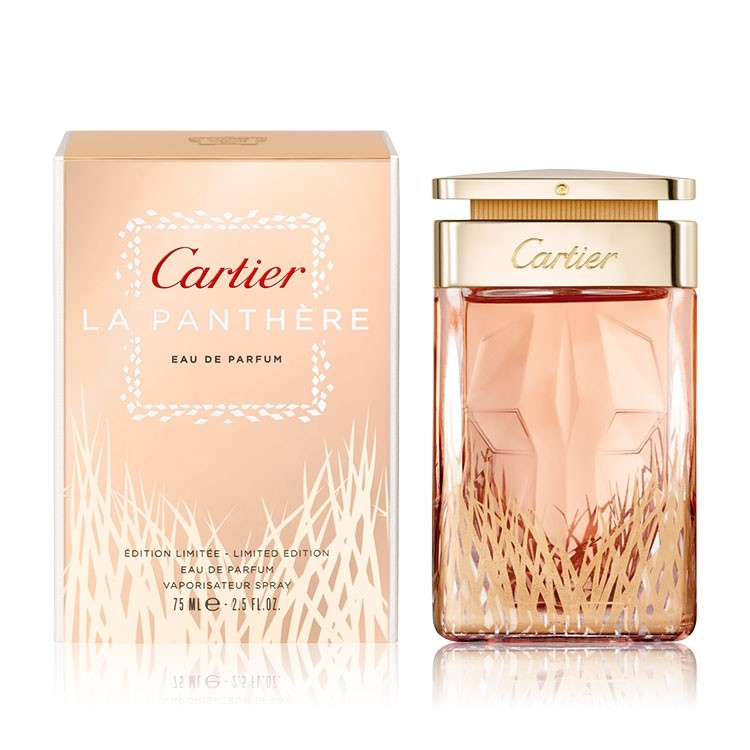 Cartier La Panthere Limited Edition  - Eau De Perfum for Women 75 ml
