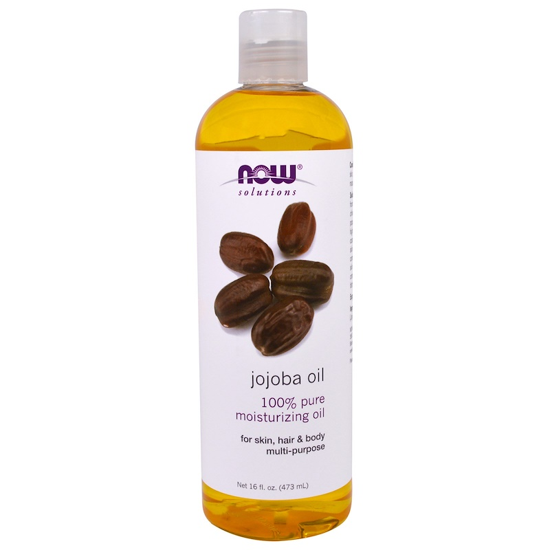 Now Solutions Jojoba Oil for Skin and Hair