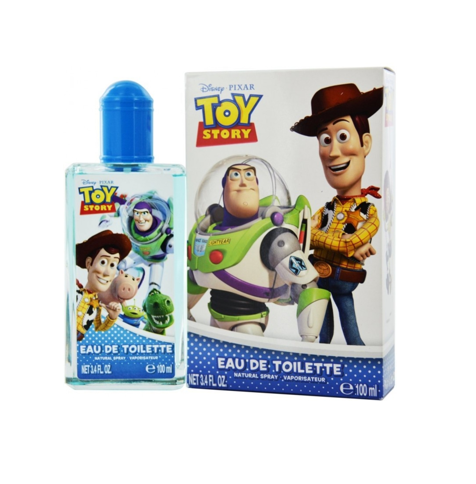 Disney Toy Story - Eau de Toilette For Kids 100 ml