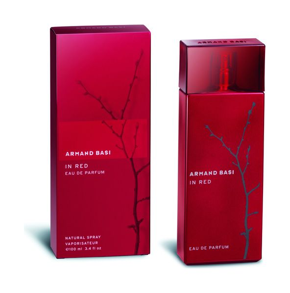 Armand Basi In Red - Eau de Parfum for women 100 ml