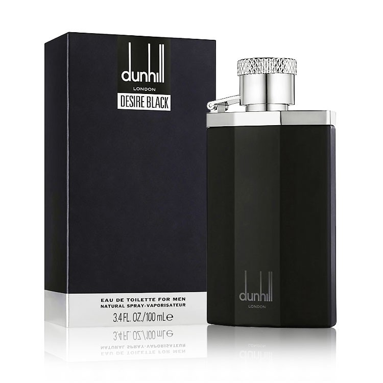 Dunhill Desire Black - Eau De Toilette For Men 100 ml