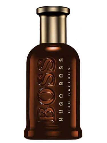 Hugo Boss Bottled Oud Saffron - Eau de Parfum For Men 100 ml