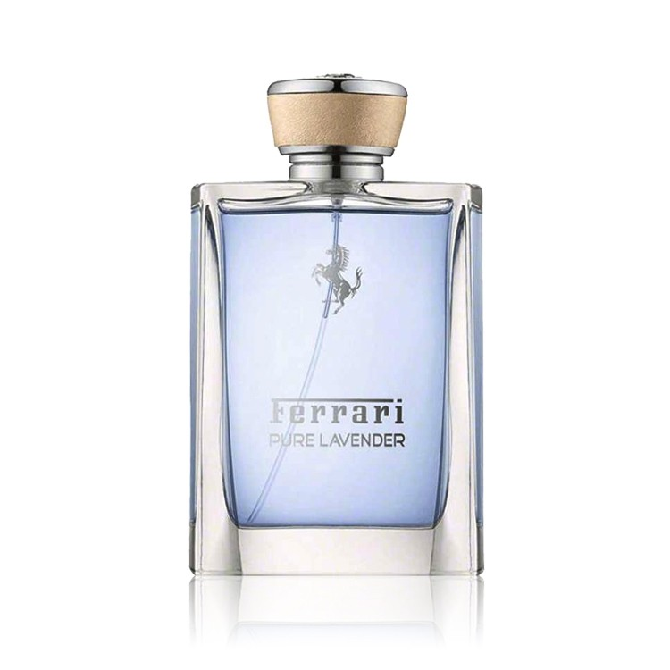 Ferrari Pure Lavender - Eau De Toilette for Men and Women 100 ml