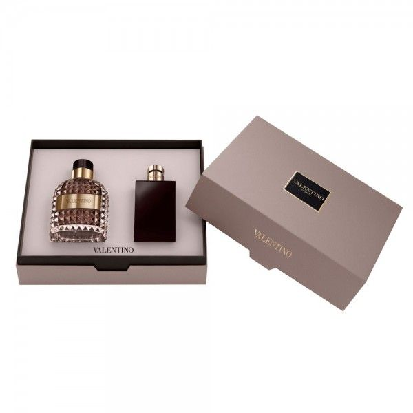 Valentino Uomo Gift Set - Eua de Toilette for Men