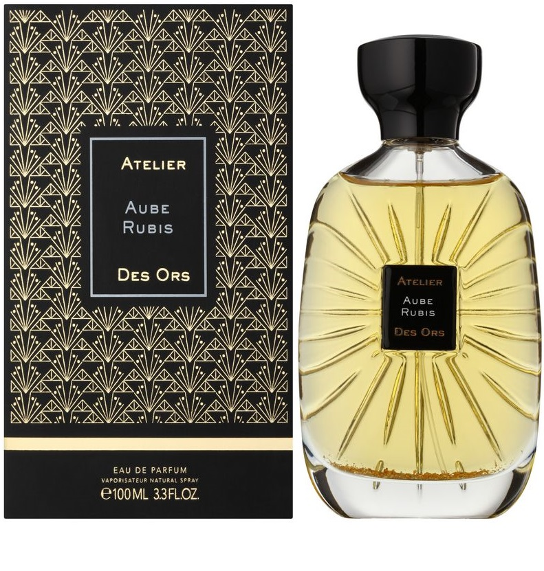 Atelier Des Ors Aube Rubis - Eau de Parfum For Men and Women 100 ml