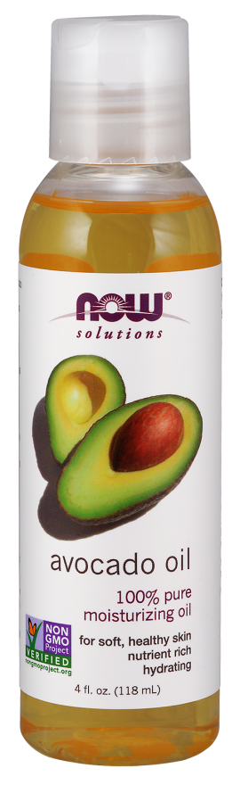 Now Solutions Avocado Oil for Skin