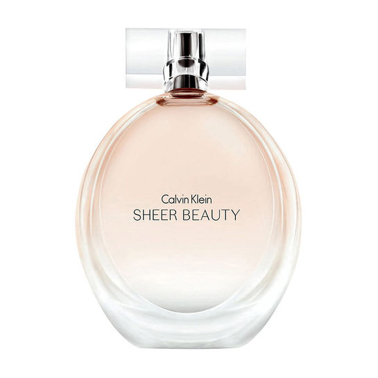 Calvin Klein Ck Sheer Beauty - Eau de Toilette For Women 100 ml
