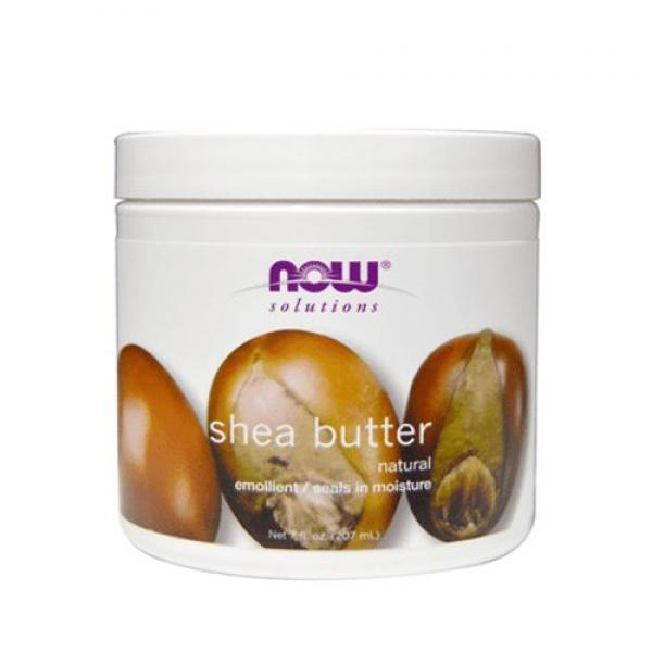 Now Solutions Shea Butter for Skin and Hair