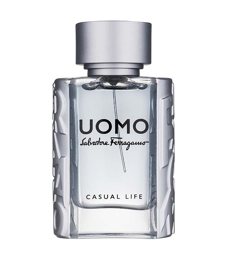 Salvatore Ferragamo Uomo Casual Life - Eau deToilette For Men