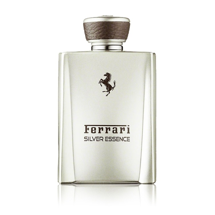 Ferrari Silver Essence - Eau De Perfume for Men 100 ml