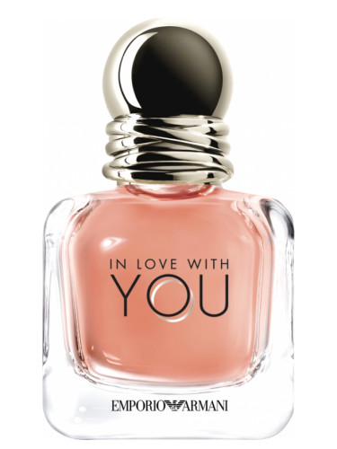 Giorgio Armani Emporio Armani In Love With You -  Eau De Perfum for Women 100 ml