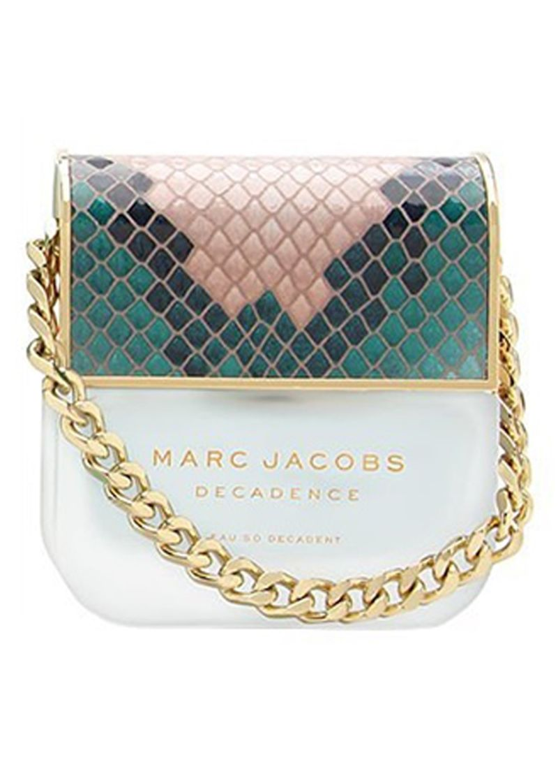 Marc Jacobs Decadence Eau So Decadent - Eau De Toilette For Women