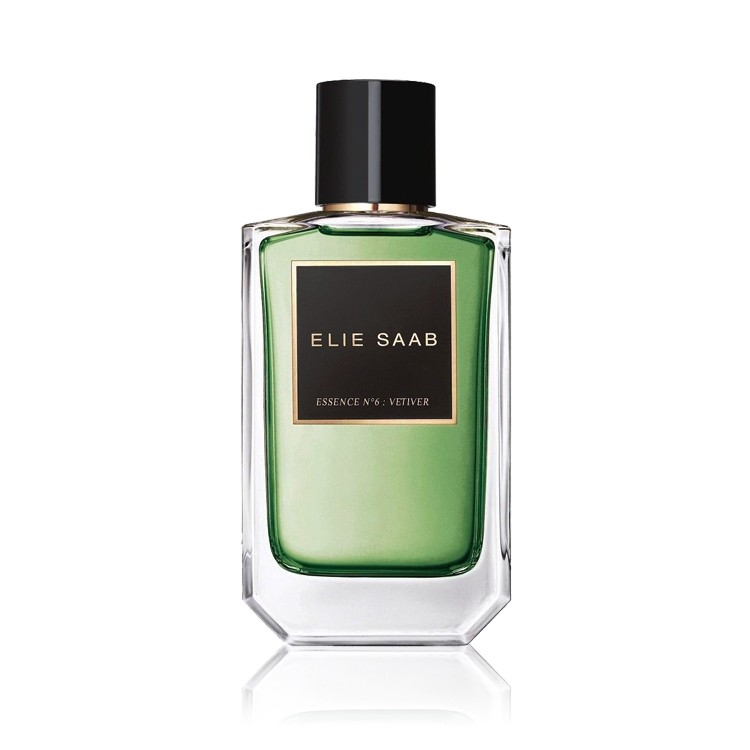 Elie Saab Essence No6 : Vetiver Essence - Eau De Parfum For Women and Men 100 ml