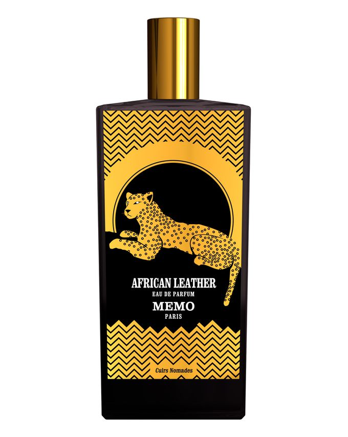 Memo African Leather - Eau De Parfum for women and men 75 ml
