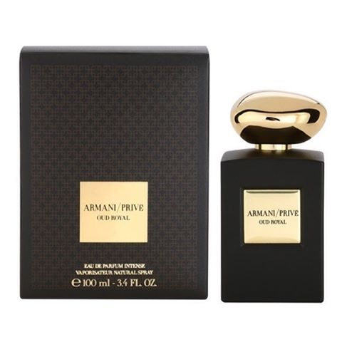 Giorgio Armani Prive Oud Royal - Eau de Parfum for Women and man 100 ml