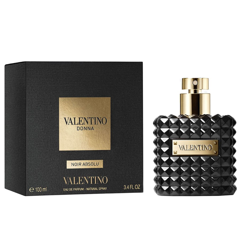 Valentino Donna Noir Absolu - Eau De Parfum for Women 100 ml