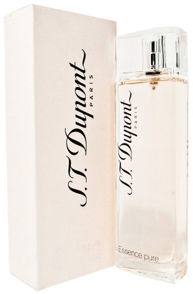 S.T. Dupont Essence Pure Pour Femme - Eau De Toilette For Women