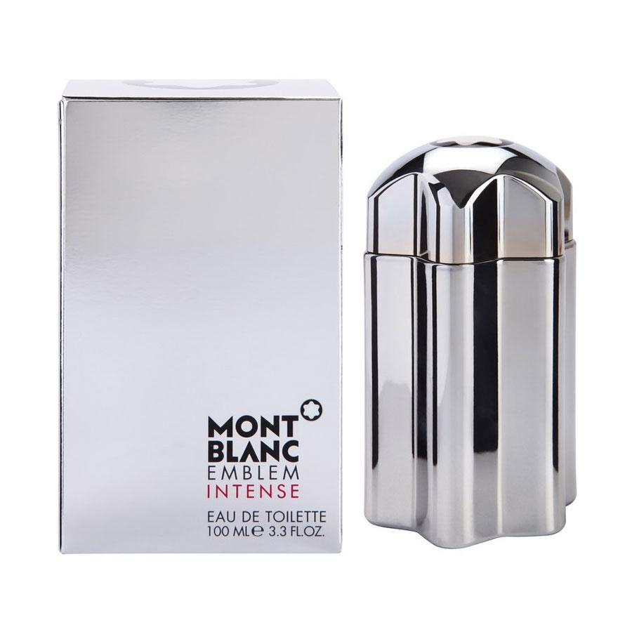 Mont Blanc Emblem Intense -  Eau de Toilette For Men 100 ml