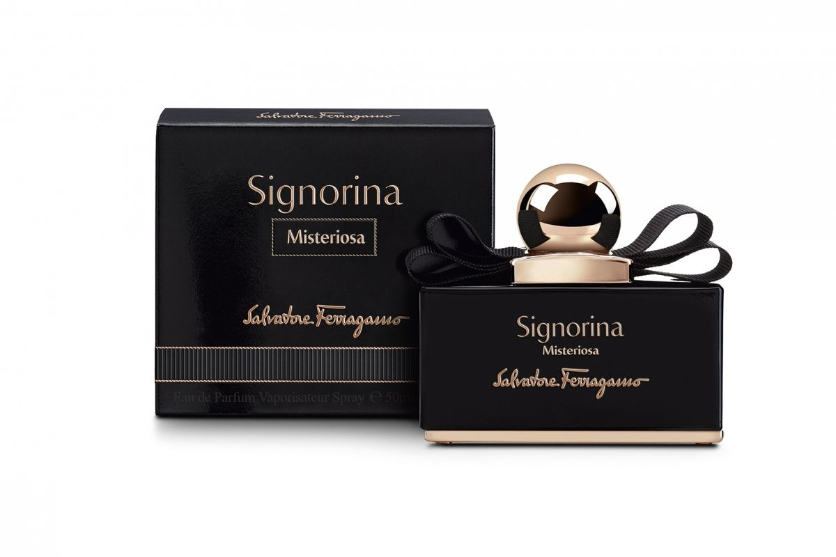 Salvatore Ferragamo Signorina Misteriosa - Eau de Parfum For Women 100 ml