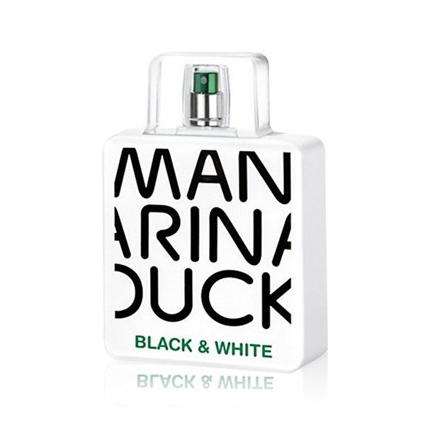 Mandarina Duck Black & White - Eau De Toilette for Men 100 ml